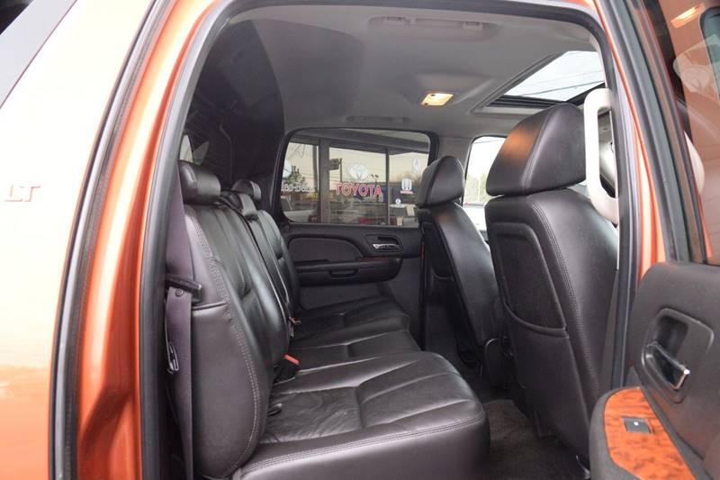 2008 Chevrolet Avalanche 4x4 LT 4dr Crew Cab SB - East Greenbush NY