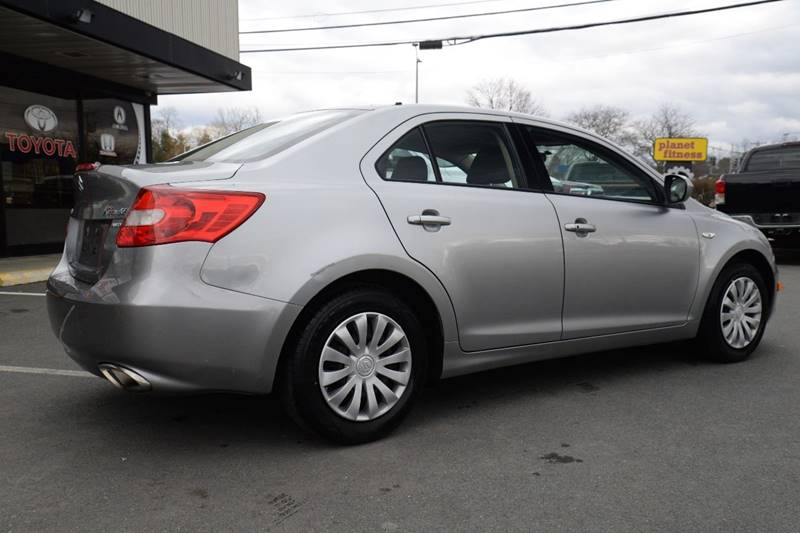 2012 Suzuki Kizashi AWD S 4dr Sedan - East Greenbush NY