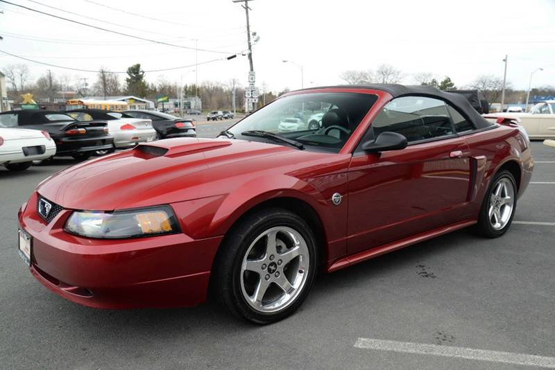 2004 Ford Mustang GT Deluxe 2dr Convertible - East Greenbush NY