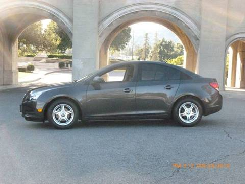 2014 Chevrolet Cruze 70,934 Miles Email for Price