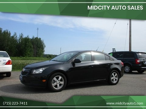 2014 Chevrolet Cruze for sale in Athens, WI