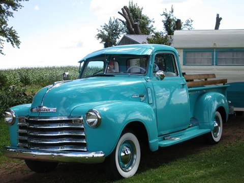 1949 Chevrolet 3100 for sale in Athens, WI