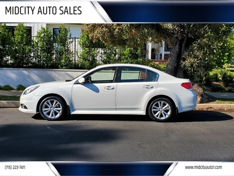 2013 Subaru Legacy for sale in Athens, WI