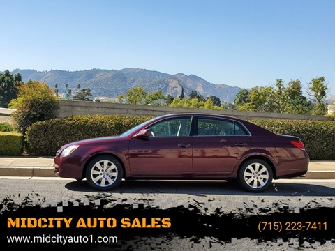 2007 Toyota Avalon for sale in Athens, WI