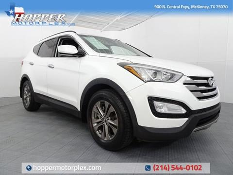 2013 Hyundai Santa Fe Sport for sale in Mckinney, TX