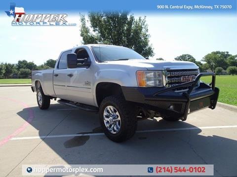2013 GMC Sierra 2500HD for sale in Mckinney, TX