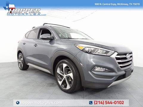 2017 Hyundai Tucson for sale in Mckinney, TX