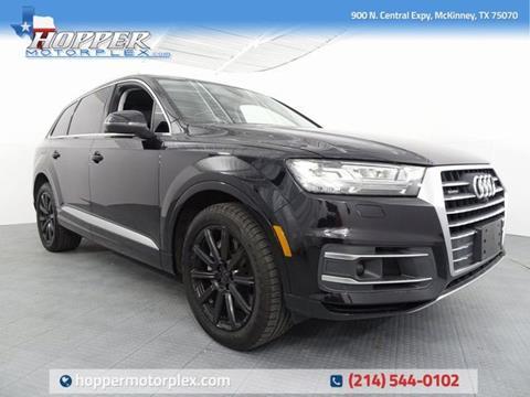 2018 Audi Q7 for sale in Mckinney, TX