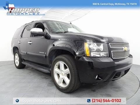 2008 Tahoe For Sale >> 2008 Chevrolet Tahoe For Sale In Mckinney Tx
