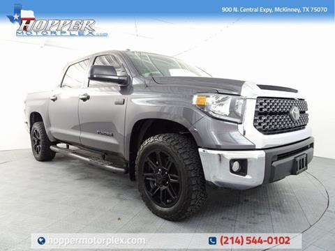 2018 Toyota Tundra for sale in Mckinney, TX