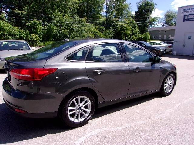 2016 Ford Focus SE 4dr Sedan - Manchester NH
