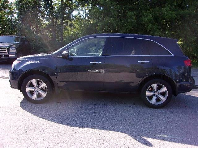 2011 Acura MDX SH-AWD 4dr SUV - Manchester NH