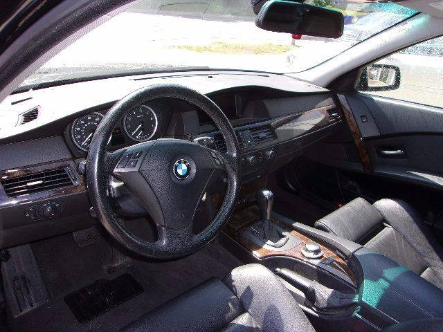 2006 BMW 5 Series AWD 530xi 4dr Sedan - Manchester NH