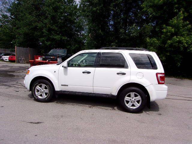 2008 Ford Escape Hybrid AWD 4dr SUV - Manchester NH