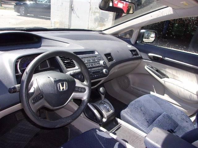 2008 Honda Civic Hybrid 4dr Sedan - Manchester NH
