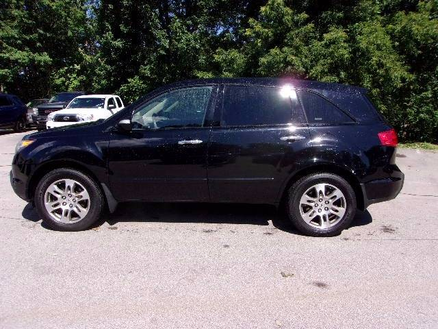 2007 Acura MDX SH-AWD 4dr SUV w/Technology Package - Manchester NH