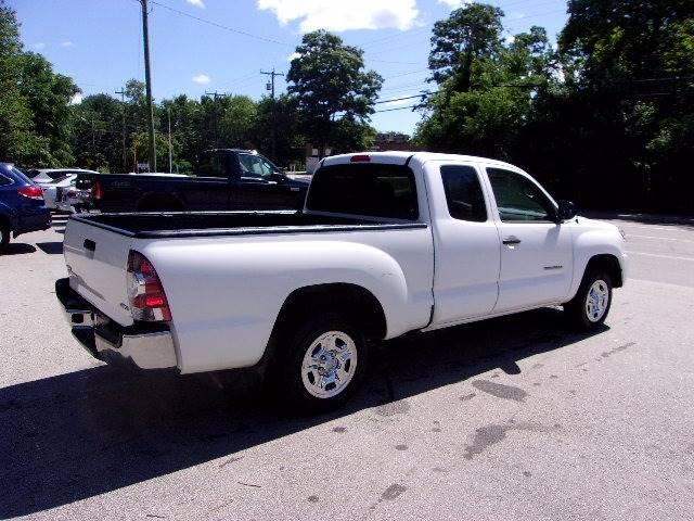 2012 Toyota Tacoma 4x2 4dr Access Cab 6.1 ft SB 4A - Manchester NH