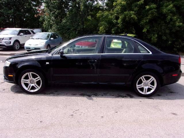 2008 Audi A4 AWD 2.0T quattro 4dr Sedan (2L I4 6A) - Manchester NH