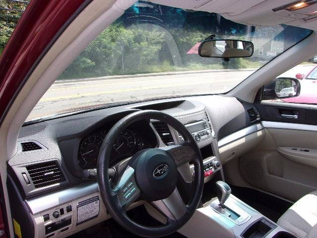 2011 Subaru Outback AWD 2.5i 4dr Wagon CVT - Manchester NH