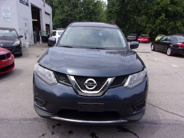 2016 Nissan Rogue AWD S 4dr Crossover - Manchester NH