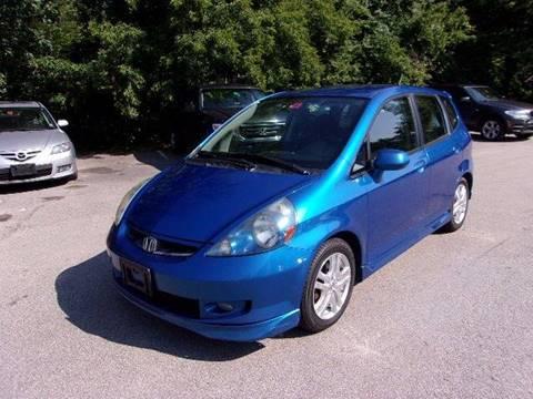 2008 Honda Fit