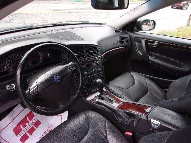 2007 Volvo S60 AWD 2.5T 4dr Sedan - Manchester NH