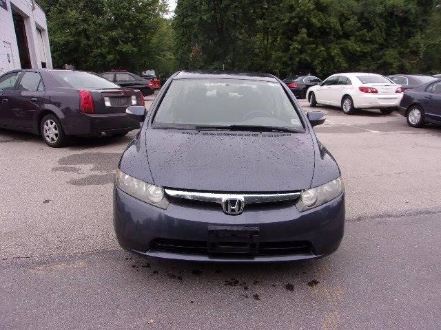 2006 Honda Civic Hybrid 4dr Sedan - Manchester NH
