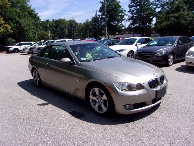 2007 Bmw 3 Series 328i 2dr Convertible In Manchester NH  Sevan