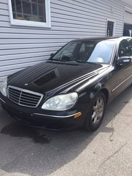 2006 Mercedes-Benz S-Class for sale in Manchester, NH