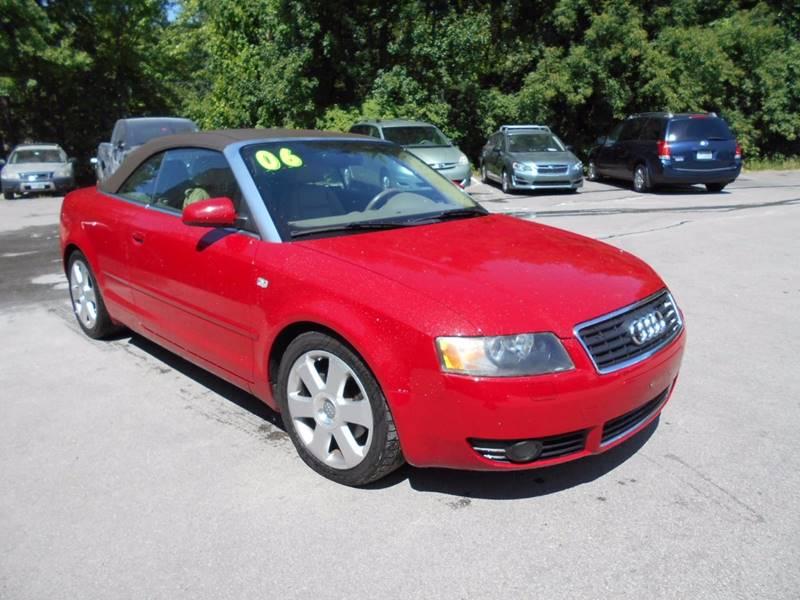 Used 2006 Audi A4, $8995