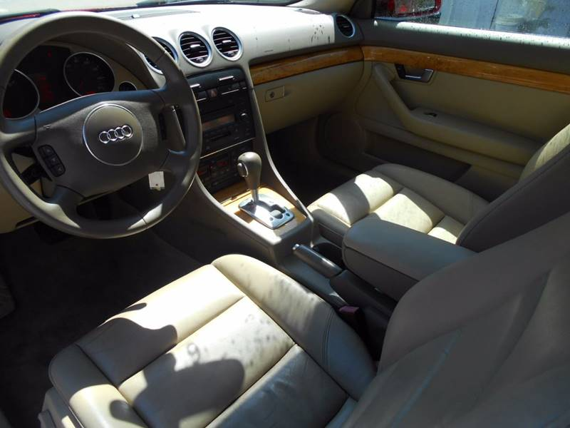 2006 Audi A4 1.8T 2dr Convertible - Manchester NH