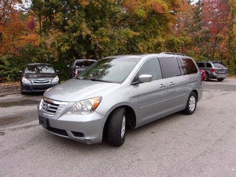2008 Honda Odyssey for sale in Manchester, NH