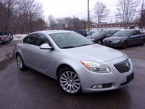 2011 Buick Regal for sale in Manchester, NH