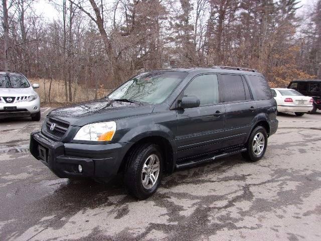 Used 2004 Honda Pilot, $7400