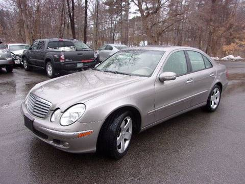 2006 Mercedes-Benz E-Class for sale in Manchester, NH