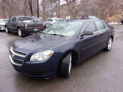 2010 Chevrolet Malibu for sale in Manchester, NH