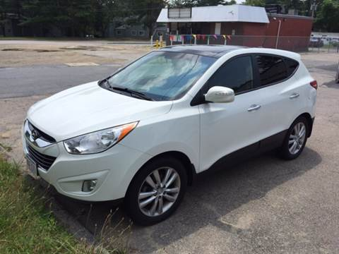 2012 Hyundai Tucson for sale in Middleboro, MA