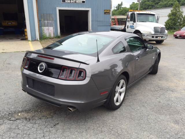 2013 Ford Mustang GT 2dr Fastback - Middleboro MA