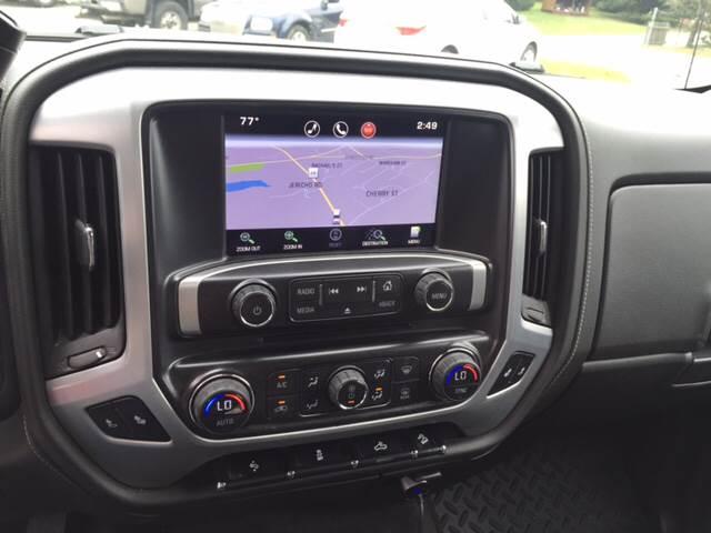 2015 GMC Sierra 2500HD 4x4 SLT 4dr Crew Cab SB - Middleboro MA