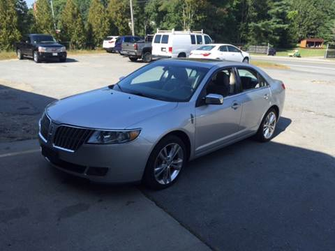 2010 Lincoln MKZ for sale in Middleboro, MA