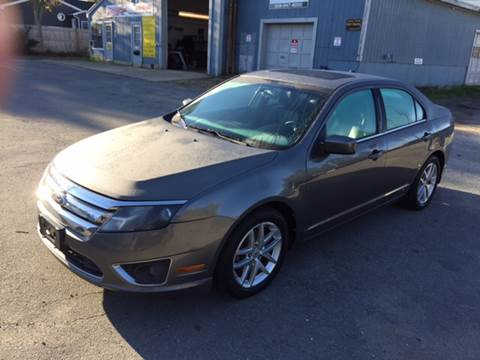 2010 Ford Fusion for sale in Middleboro, MA