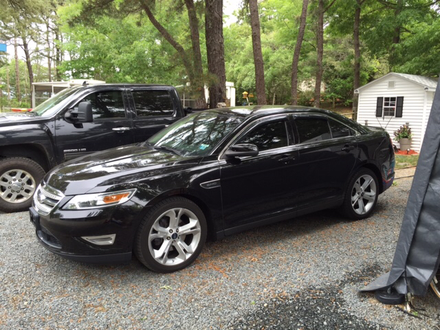 2012 Ford Taurus SHO AWD 4dr Sedan - Middleboro MA
