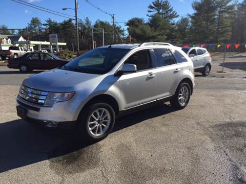 2010 Ford Edge for sale at Topham Automotive Inc. in Middleboro MA