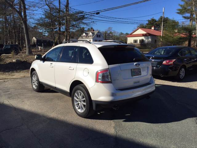 2010 Ford Edge AWD SEL 4dr SUV - Middleboro MA