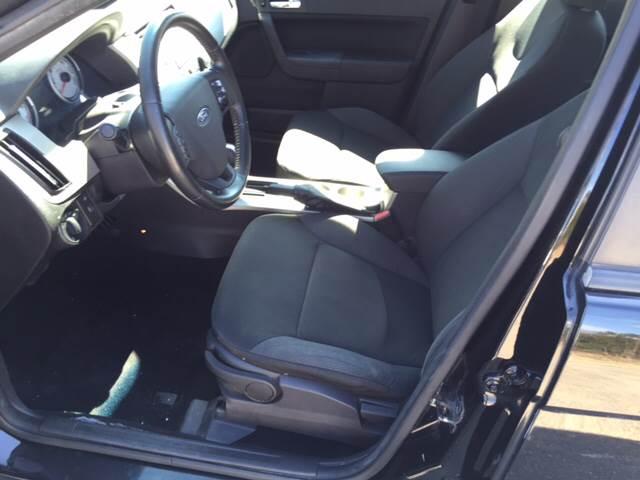 2008 Ford Focus SES 4dr Sedan - Middleboro MA