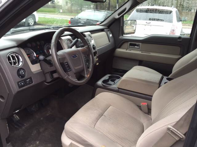2010 Ford F-150 4x4 XLT 4dr SuperCrew Styleside 5.5 ft. SB - Middleboro MA