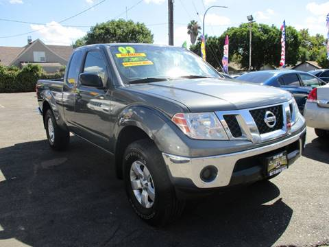 2009 Nissan Frontier for sale in Modesto, CA