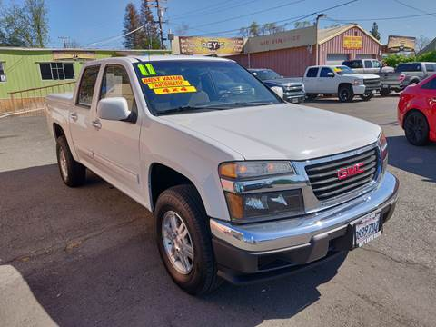 2011 GMC Canyon for sale in Modesto, CA