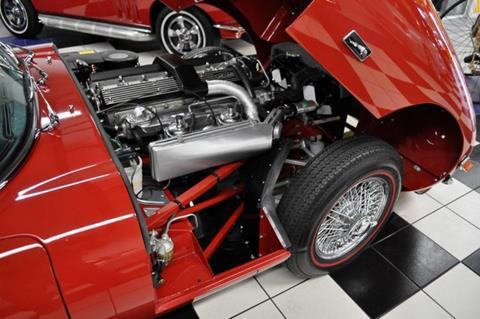1971 Jaguar XK-Series