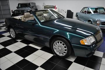 1995 Mercedes-Benz SL-Class for sale in Pompano Beach, FL